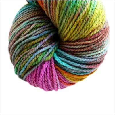 Fancy Wool Yarn