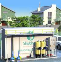Sewage Treatment With Moving Bed Bio Reactor