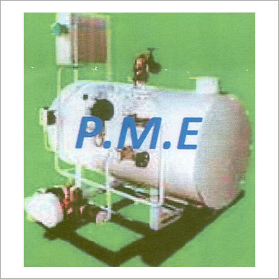 Oil Fired Horizontal Small Boilers