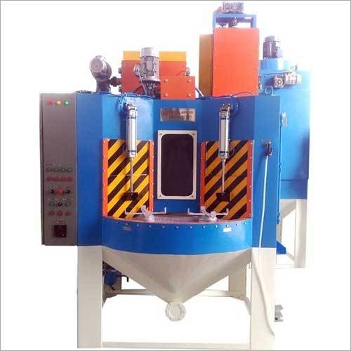 Automatic Indexing Blasting Machine