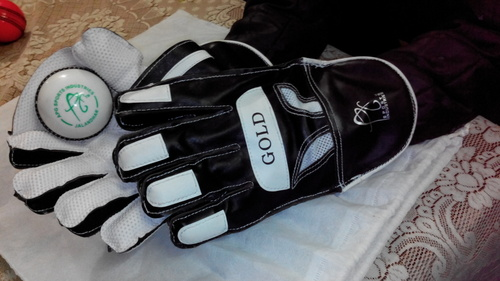 APG Wicket Keeping Gloves (GOLD)