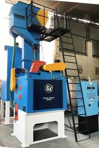 Tumblast Blasting Machine