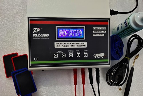 I.F.T. MS TENS 125 Program LCD Display