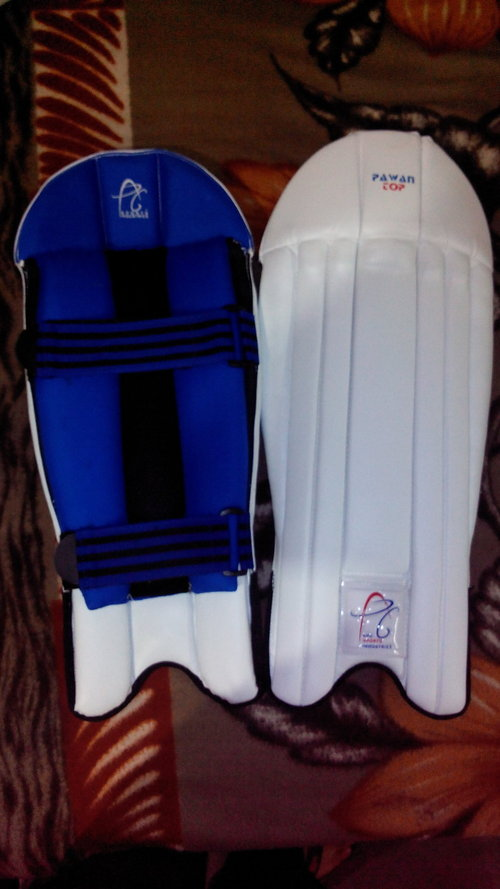 APG Cricket Wicket Keeping Pads PAWAN TOP