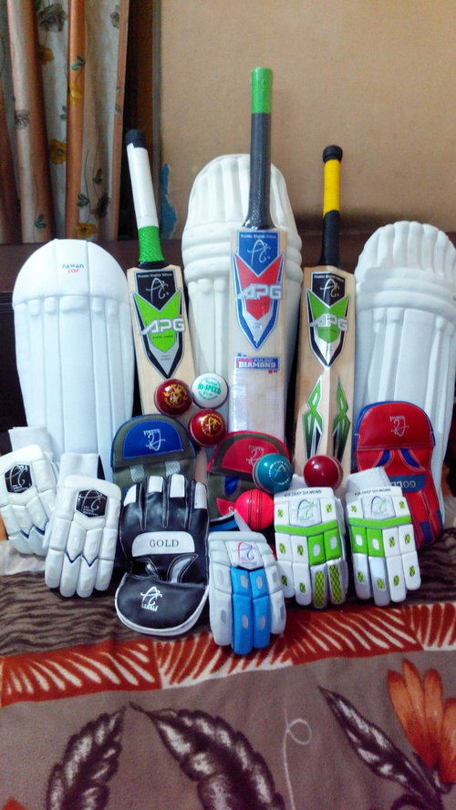 APG Cricket Equipments