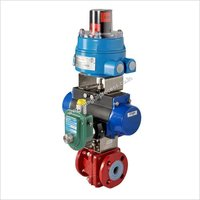 Automated Lined Ball Valve