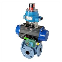 Multi Port Ball Valve