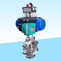 Automated Butterfly Valves