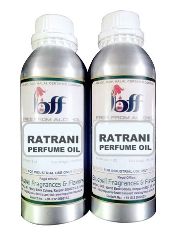 Ratrani Perfume Oil
