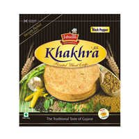 Black Pepper Khakhra