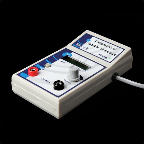 Computerised Portable Muscle Stimulator