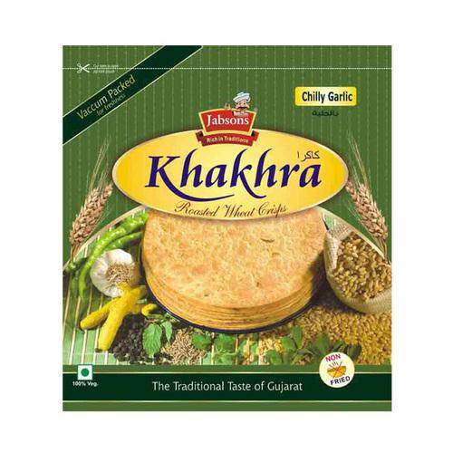 Chilly Garlic Khakhra