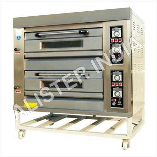 Two Deck Gas Oven