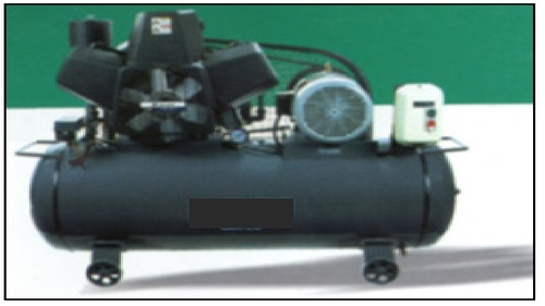 OIL FREE AIR COMPRESSOR MODEL TFS 30C-9