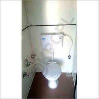 ACP Toilet Block