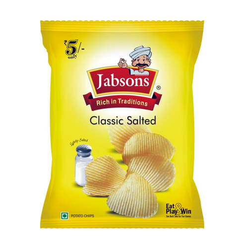 Classic Salted Potato Chips