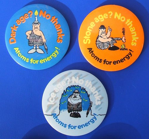 Promtional Button Badges