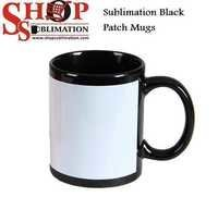 Sublimation Black Ptach Mug