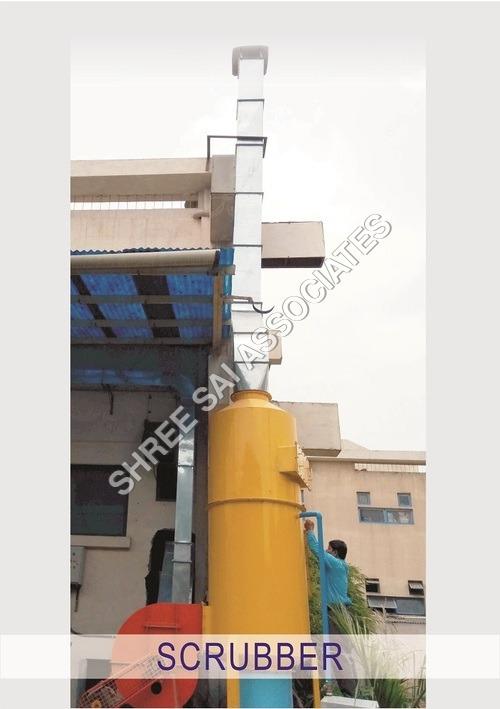 Wet Scrubber Manufacturer,Faridabad,Wet Scrubber Supplier,Exporter,India