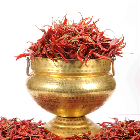 Red Chillies Suppliers