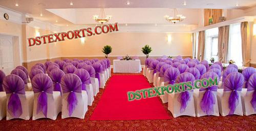 NEW STYLE WEDDING PURPLE SASHAS
