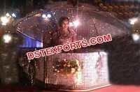 Wedding Crystal Shell Doli