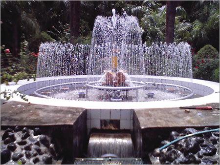 Water Sprinkler Fountains