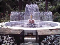 Water Sprinkler Fountains