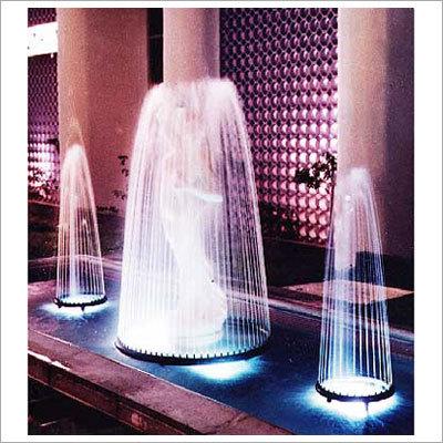Sprinkler Fountains