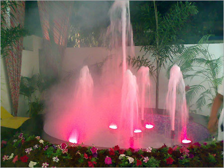 Pop Up Water Sprinkler Fountains