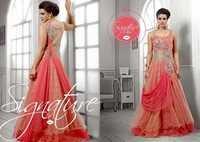 Heavy Designer Gown