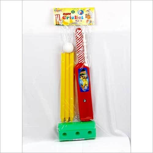 Kids Plastic Cricket Set