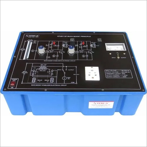 Study of Buck Boost Principle