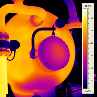 Thermographic Inspection Services
