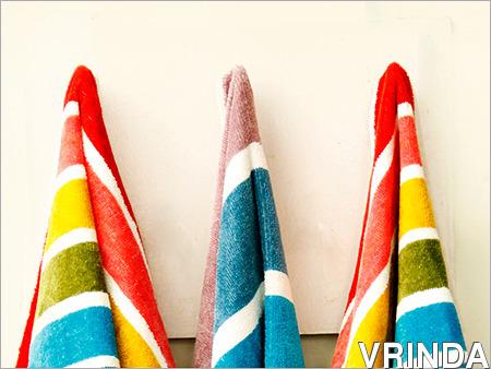 Fashion Bath Towels