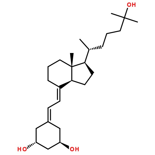 1,25-dihydroxy-19-norvitamin D3