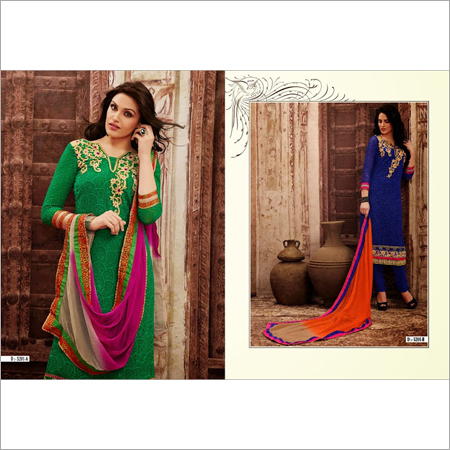 Ethnic Ladies Anarkali Suits