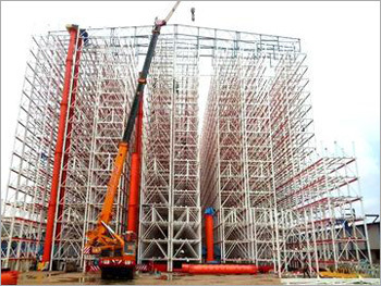 Automatic Retrieval System Installation