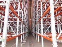 Asrs Rack System Installation