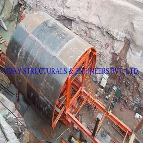Tunnel Formwork Height: 600 Millimeter (Mm)