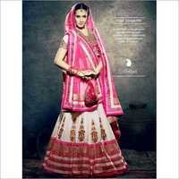 Fashionable Bridal Lehenga