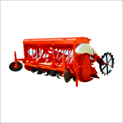 Agricultural Seed Drill