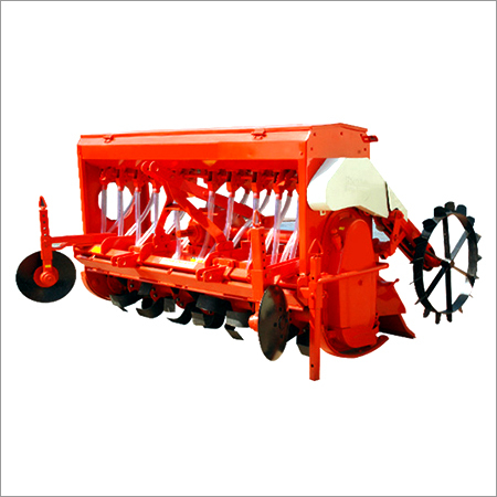 Agriculture Roto Seed Drill
