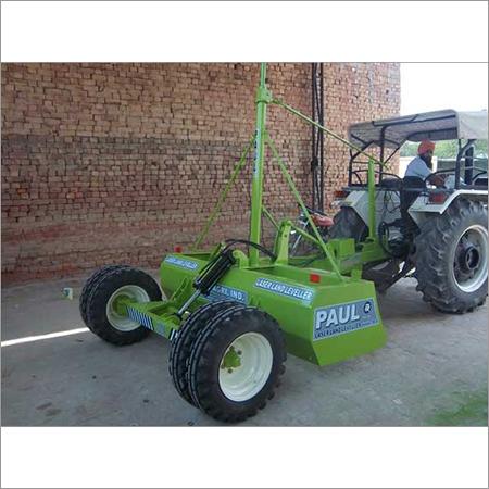 Tractor Laser Land Leveller