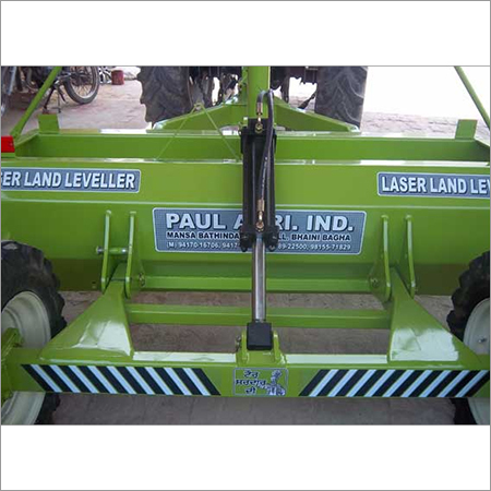 Automatic Tractor Land Leveller