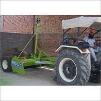 Heavy Duty Land Leveler Equipment