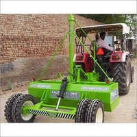 Tractor Mounted Land Leveling Machine