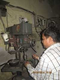 Drilling & Tapping Machine