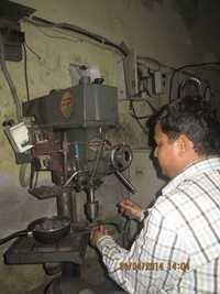drilling & taping machine