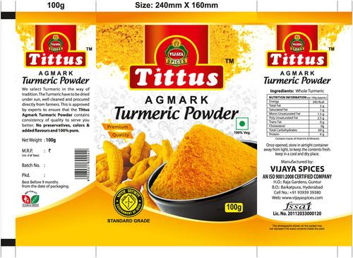 Turmeric Powder Dealers
